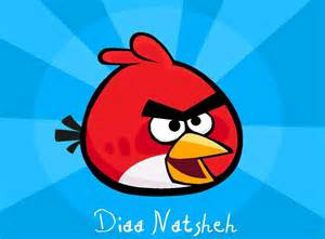 angry birds ms paint 1