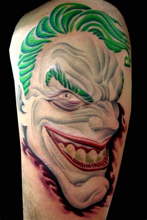 joker tattoo deviantart joker tattoo by azambujatattoo on deviantart