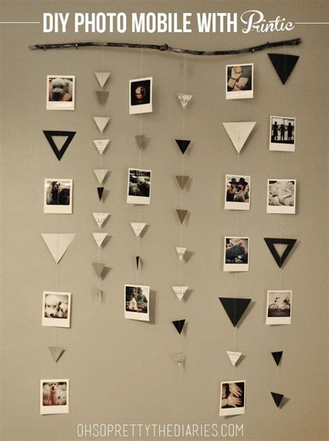 creative ways to hang posters 45 creative diy photo display wall art ideas