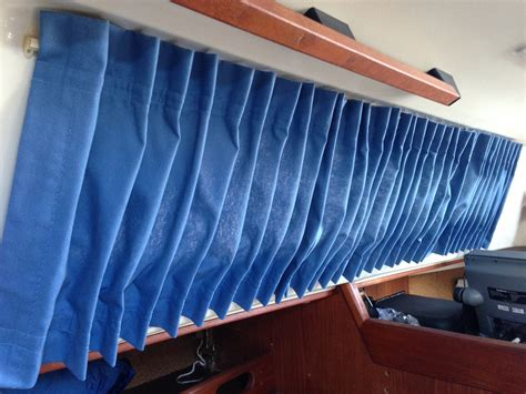 boat cabin curtains sewing 101 boat curtains sailing journey