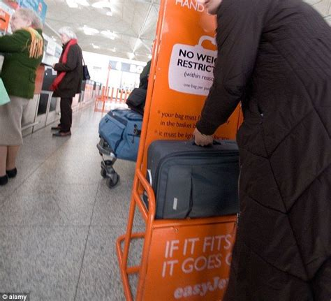 cabin baggage for easyjet better pack light easyjet announces lower cabin baggage