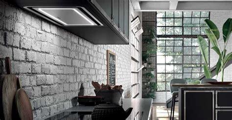 cucine con cappa a vista cucina classica in cucina a vista idee per il restyling