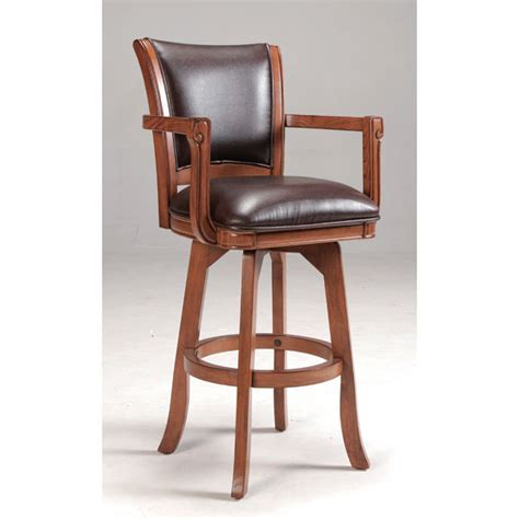 doyle counter stool brown dcg stores park view 30 quot swivel bar stool medium brown brown