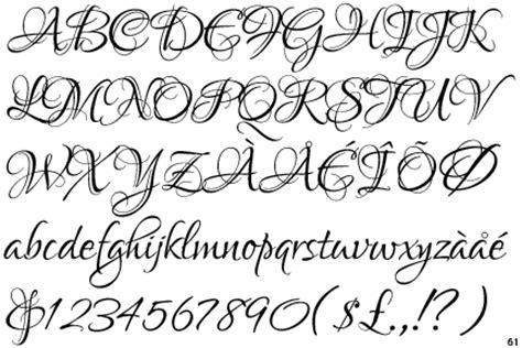 tattoo fonts lovers quarrel identifont lovers quarrel