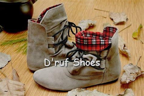 Sepatu Boots Wanita Keren Sepatu High Heels Boots Hitam Sepatu Cewe sepatu pria keren terbaru toko sepatu pria termurah