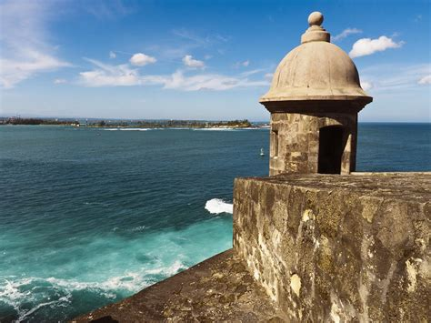 el morro san juan puerto rico view from el morro fort by george oze