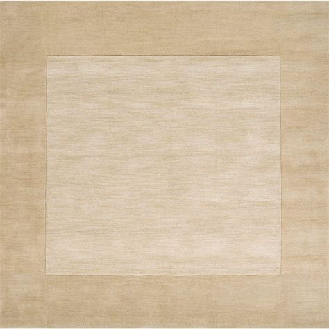 square area rugs 9 x 9 artistic weavers viseu beige 9 ft 9 in x 9 ft 9 in square area rug alpine 99sq the home depot