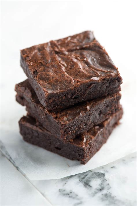 best brownie recipe easy fudgy brownies recipe from scratch