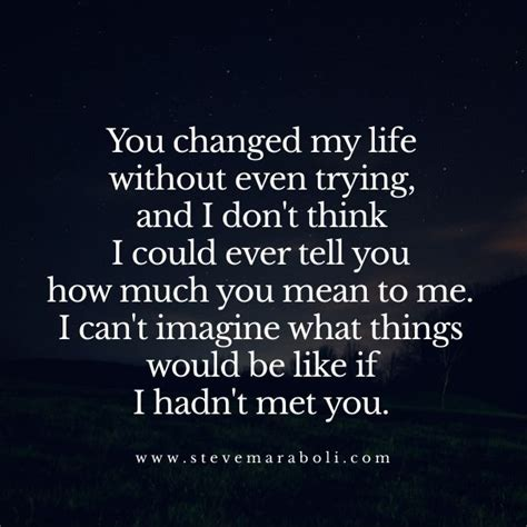 Letter To Someone Who Changed Your