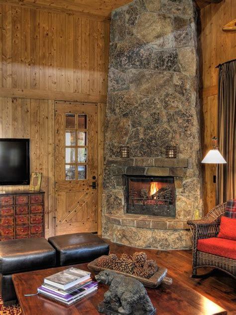 corner stone fireplace houzz