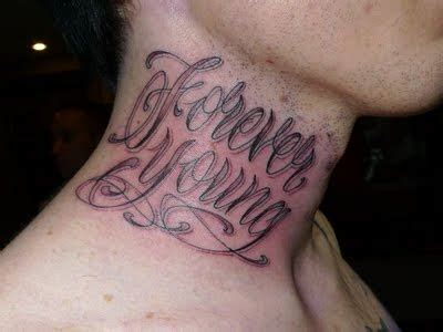 tattoo lettering on neck 70 fantastic neck tattoos