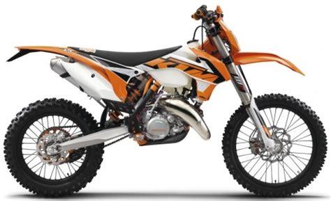 Motorr Der 125ccm 2016 by Ktm Exc 125 2016 Orange