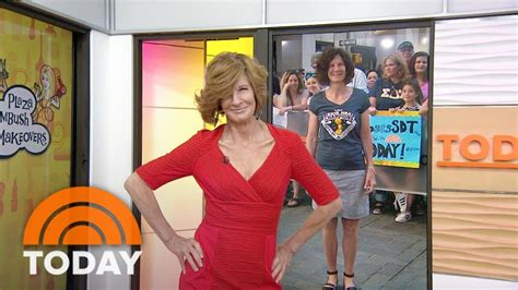 today show makeover jan 8 the best ambush makeovers of 2017 today youtube