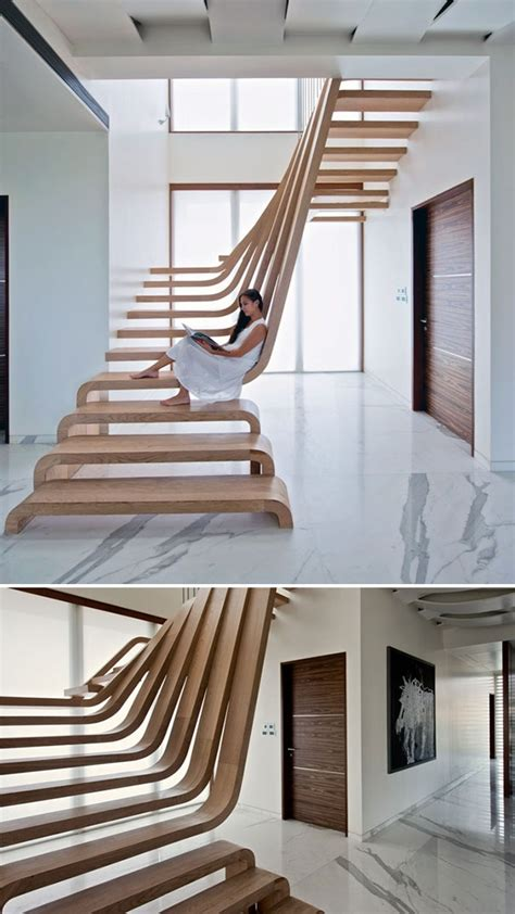 Unique Staircases | 22 very unique staircases that will inspire you stylish eve