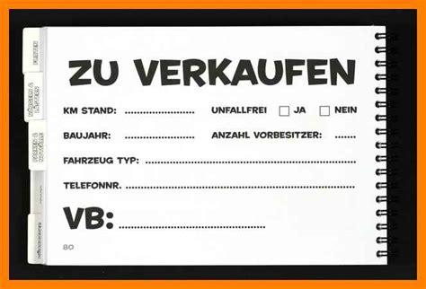 Verkaufsanzeige Auto Vorlage by 13 Auto Verkaufen Vorlage The Natural Curriculum