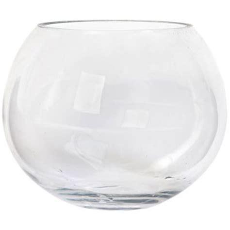 glass globe vase clear glass globe vase alison florist hemel