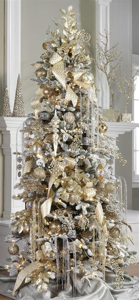 elegant christmas decorating ideas best 25 elegant christmas trees ideas only on pinterest