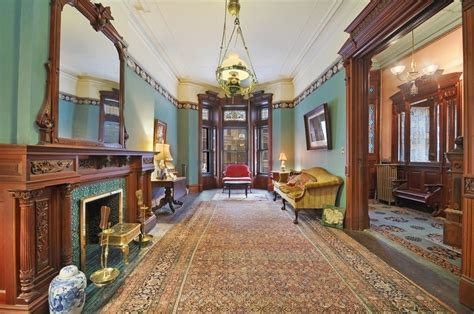old homes with modern interiors trend colonial interior historic park slope brownstone on prospect park asks 5