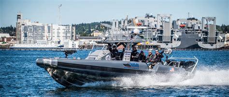 safe boats international safe boats unveils multi mission vessel minding your