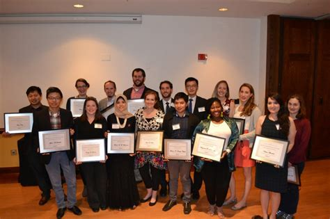 Mba Program Vt Tech by Graduate School Celebrates Students And Mentors At Annual