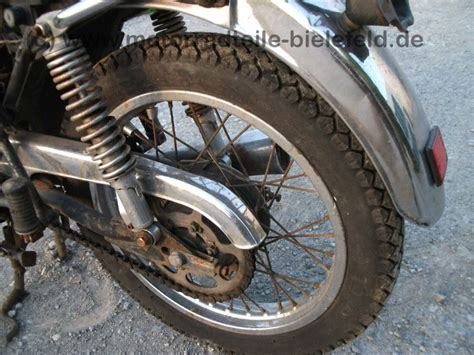 Motorradteile Gebraucht Kawasaki by Kawasaki Kz200a Motorradteile Bielefeld De
