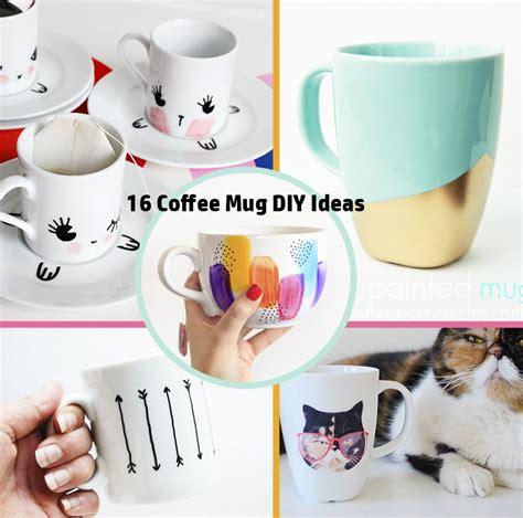 amazing diy coffee mugs diy craft projects bhg style spotters