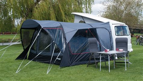 drive away awning motorhome westfield aquila 320 low inflatable drive away awning aztec leisure