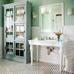 bungalow bathroom ideas cottage style bathrooms amp a blog makeover the inspired room