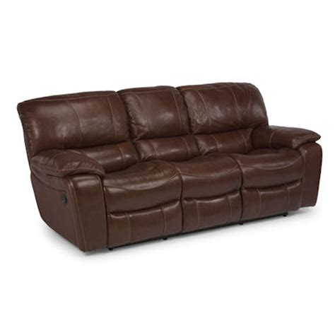 flexsteel reclining sofa flexsteel 1241 62 grandview reclining sofa discount