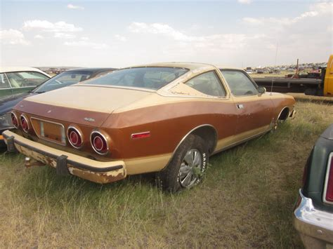 Accent Upholstery Junkyard Find 1976 Amc Matador Barcelona The Truth