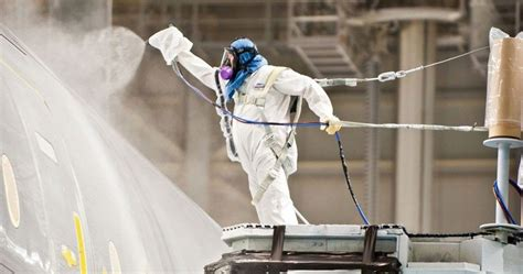 spray painting vacancies aircraft spray painter excel aviation