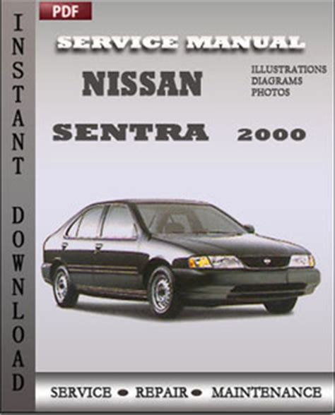 2000 nissan sentra service repair manual download by hhsgefbhse issuu nissan sentra 2000 free download pdf repair service manual pdf