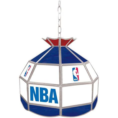 Window Blinds San Antonio Trademark Global Nba Logo 16 In Nickel Hanging Tiffany