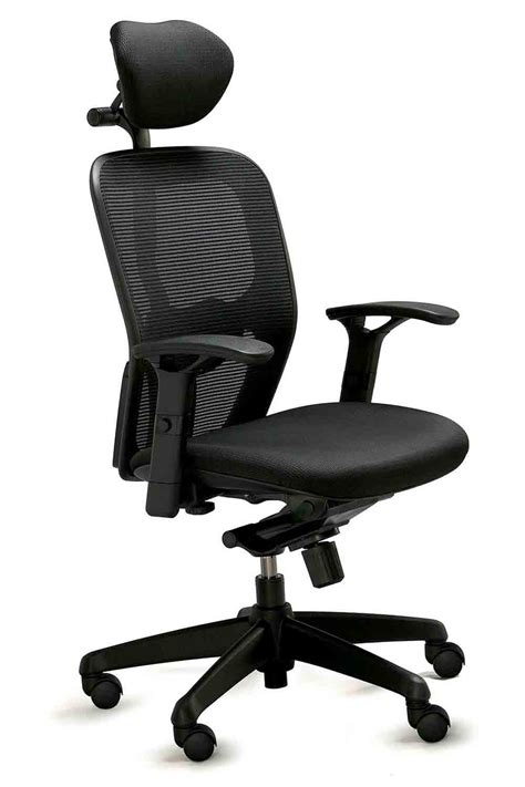 desk chair with headrest activ office chair range executive managerial office