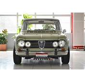 Alfa Romeo Giulia Super 1600 Biscione Verde Oliva  Garage