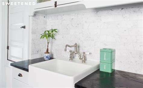 Kitchen Sink Nyc Farmhouse Stainless Steel Or Integrated 6 Kitchen Sinks From Nyc Renovations