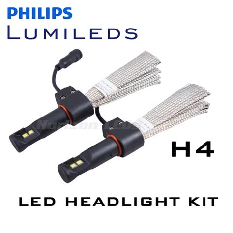 Led H4 Philips 3rd generation h4 hi lo philips lumileds luxeon
