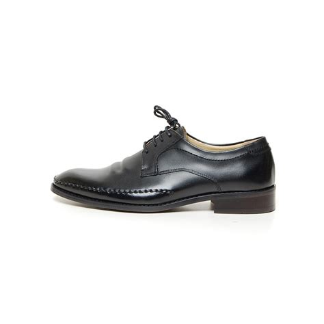 open oxford shoes s leather stitch open lacing oxford shoes