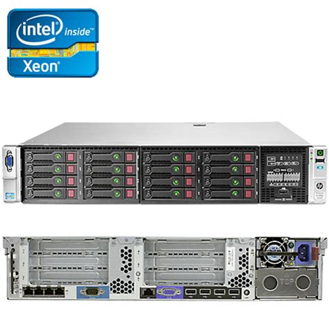 hp proliant visio servidor hp dl380 g8 precio 0 iva incluido chile 704559 001