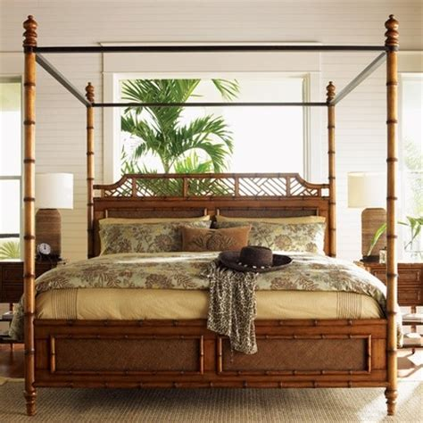 bamboo style bedroom furniture eye for design tropical british colonial interiors