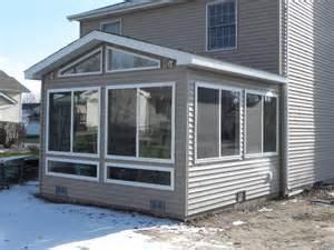 Sunroom On Deck Sun Rooms Advancedeck And Sunroom Trusted Illinois