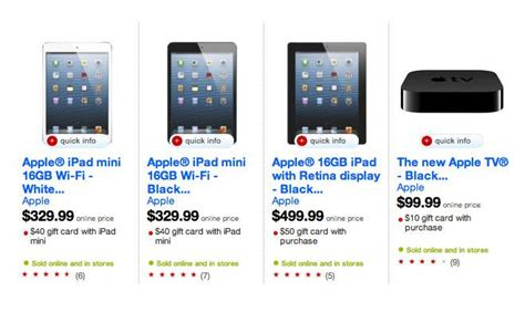 200 Gift Card Target Iphone - deals free 50 target gift cards with ipads 2tb wd portable drive for 99 more u