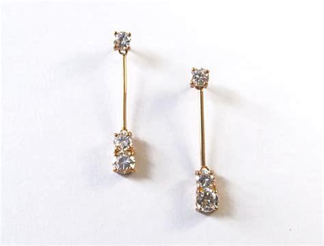 Cz Drop Earring cz drop earrings cz drop earrings lamevallar