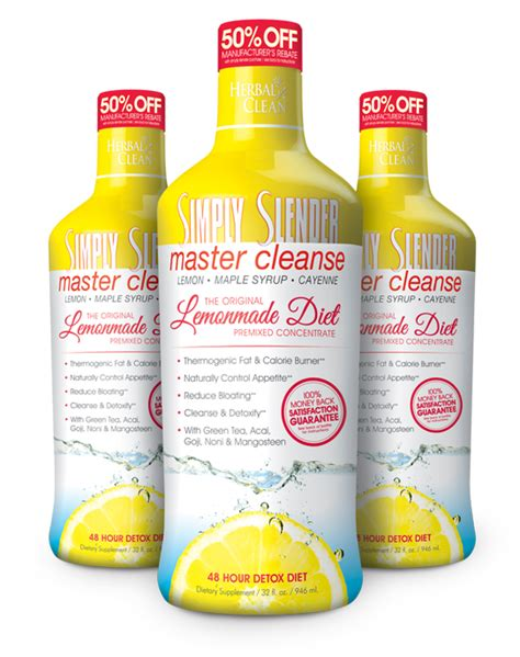 48 Hour Detox Diet by Simply Slender Diet Healthy Weight Loss Cleansing And