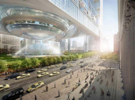 Square Garden Penn Station by New Penn Station By Som Wordlesstech