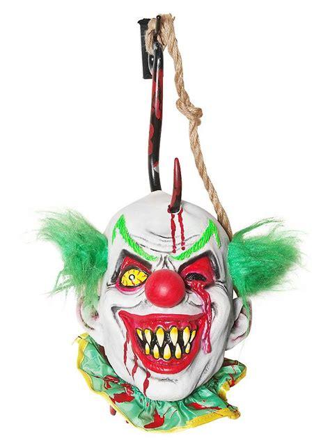 deko der decke hängend hookie der clown h 228 ngedekoration maskworld