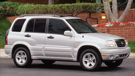 Suzuki Grand Vitara 1999 Review Car Reviews From Industry Experts Auto123