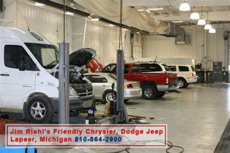 Jim Riehl Jeep Jim Riehl S Friendly Chrysler Dodge Jeep Lapeer Mi
