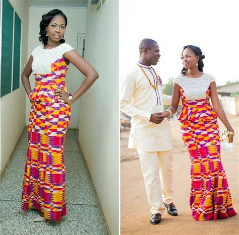 nice kente styles for weddind 105 best images about trendy kente on pinterest