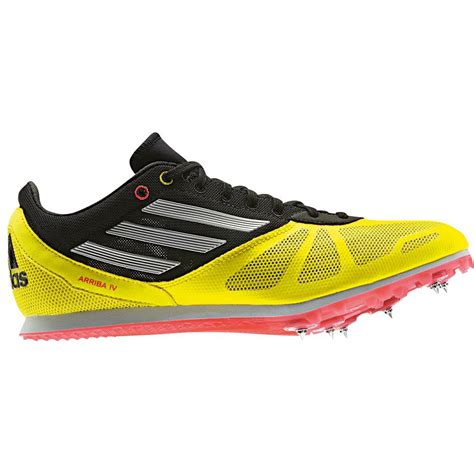 spikes athletic shoes bike24 adidas 180 s arriba 4 spikes running shoe